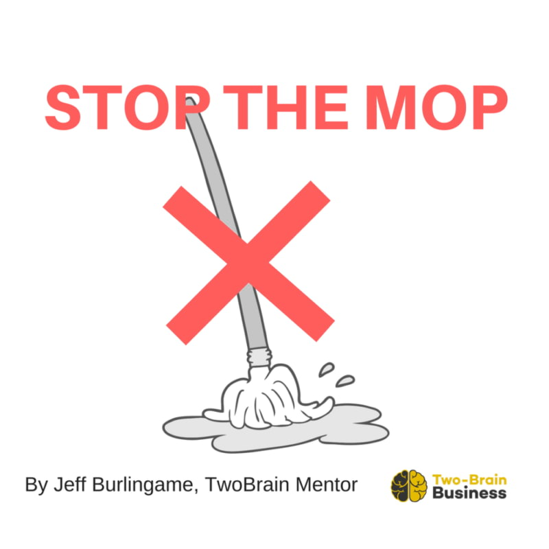Stop the mop image