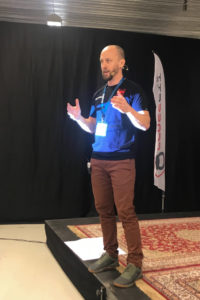 Two-Brain mentor Per Mattsson Speaks at the Coaches Congress in Sweden.